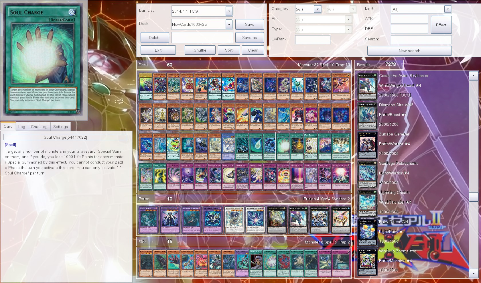 339c5ffb1 Ygopro Release Notes - YGOPRO 1.033.0 V2 The Duelist Advent OCG